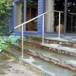 Brass Railing