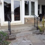 Small assistance railings