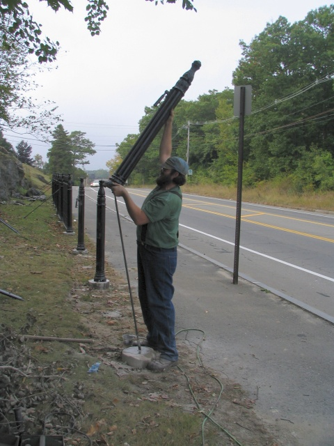 lifting post
