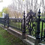 Restored Fence