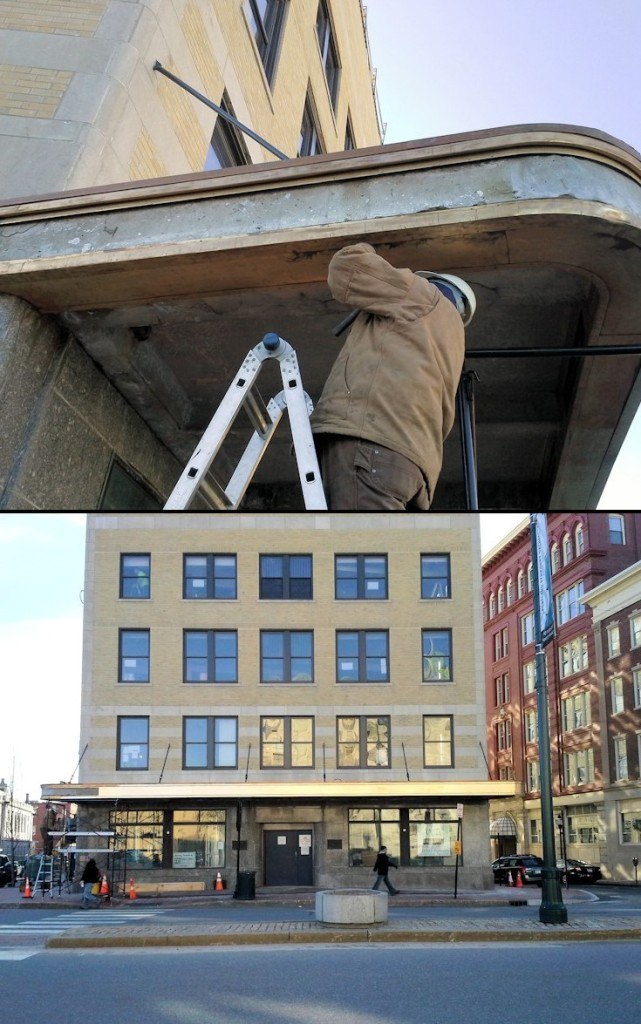 Canopy Restoration