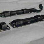 Steel locking bolts