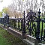 Restored Fence